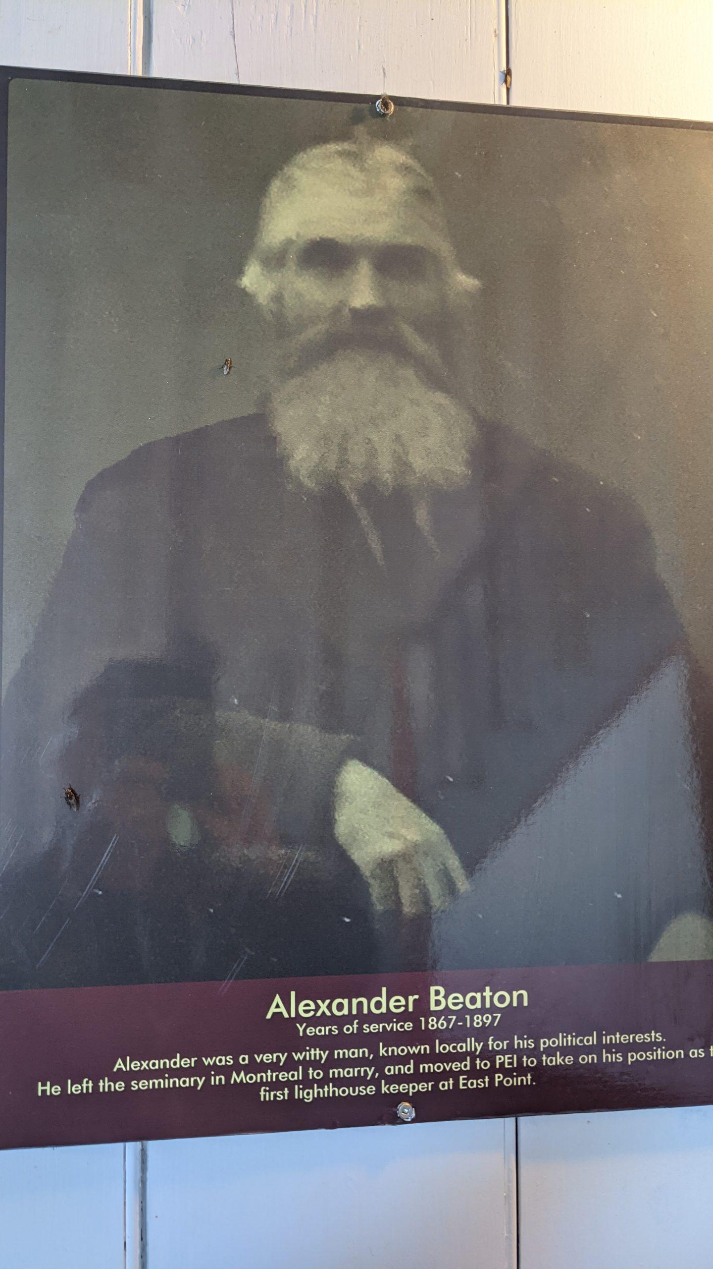 Alexander Beaton (1867-1897)