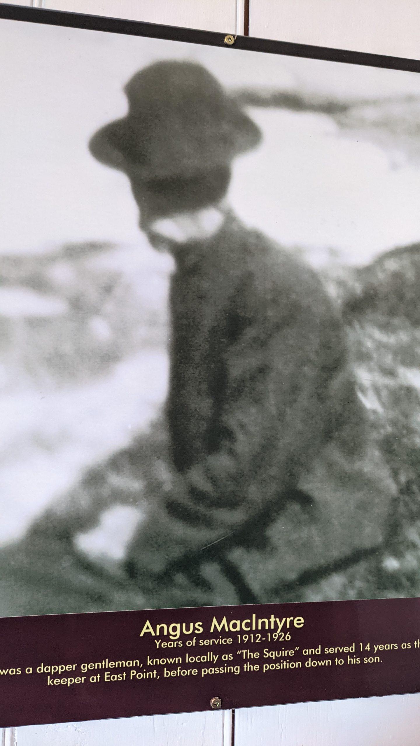 Angus MacIntyre (1912-1926)